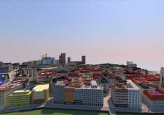 Viena, capital da Áustria, é recriada de maneira perfeita no Minecraft