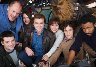 Star Wars: Elenco do filme de Han Solo se reúne pela primeira vez