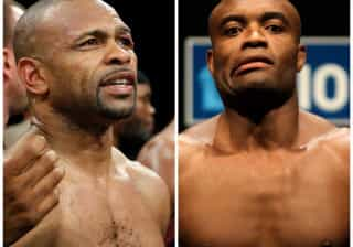 Boxeador sugere luta com Spider no card de McGregor x Mayweather