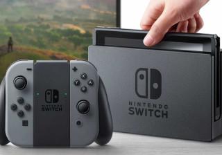Versão compacta do Switch  pode chegar às lojas em 2018