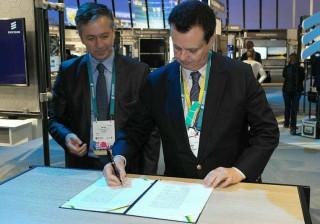 Ericsson atuará na criação de polo de Internet das Coisas no Brasil