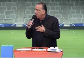 Galvão dispara contra CBF: 'Autoestima perdida começa a voltar'