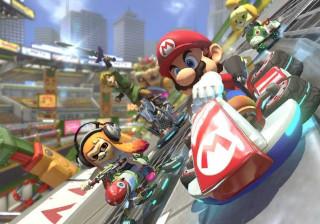 Nintendo censura gesto em 'Mario Kart' por considerá-lo ofensivo