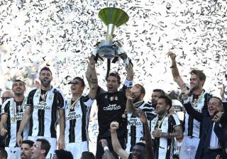 Após 6º título consecutivo, Buffon fala em Juventus lendária
