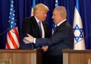 Em Israel, Netanyahu elogia política de Trump