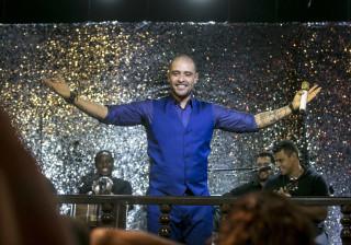Reality de churrasco do SBT terá participação de Diogo Nogueira
