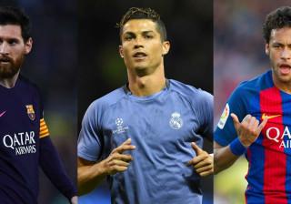 Saiba o valor da rescisão dos jogadores mais cobiçados do futebol