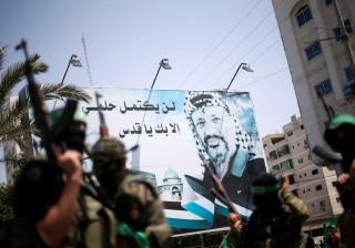 Conflitos deixam 3 palestinos mortos  e cerca de 400 feridos em Israel