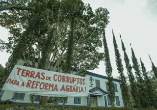 MST invade fazenda de Ricardo Teixeira no Rio de Janeiro