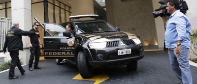 PF cumpre mandados de prisão no RJ em nova fase da Lava Jato