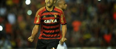 Diego Souza só vai para Corinthians em caso de rebaixamento do Sport