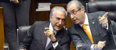 Eduardo Cunha diz que antecipou parecer  do impeachment a Temer