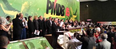 PMDB estuda criar 'fundo eleitoral' para evitar saída de deputados