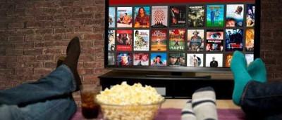 Netflix se aproxima de 100 milhões de assinantes; metade fora dos EUA