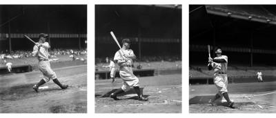 Leilão de negativos históricos  do beisebol pode chegar a U$ 1 mi