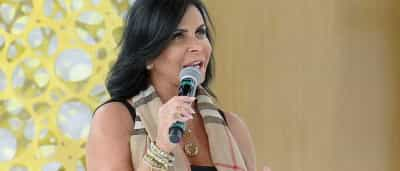 Após ser citada, Gretchen elogia Nicki Minaj:  'Plástica maravilhosa'
