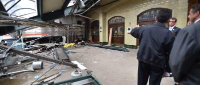Escombros prejudicam investigações sobre acidente de trem nos EUA