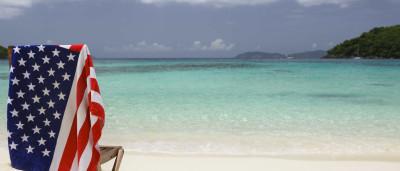 Governo das Ilhas Virgens oferece dinheiro a quem visitar arquipélago