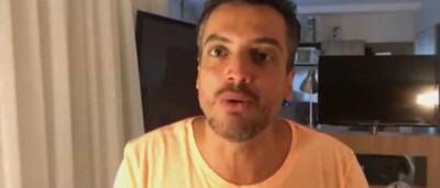 Leo Dias para André Gonçalves: 'Se pedir desculpas, retiro processo'