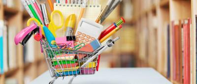 8 orientações para economizar na compra do material escolar