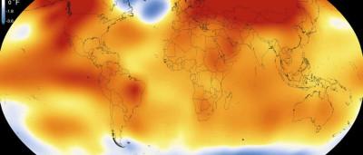 Calor recorde pelo 3º ano seguido: veja mudanças no clima desde 1880
