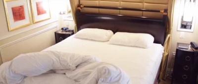Edredom controlado por celular arruma cama sozinho; veja vídeo