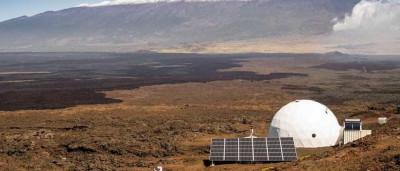 Cientistas vão morar em vulcão para simular vida em Marte