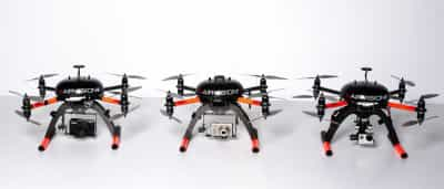 Itália lança um dos primeiros drones à base de energia solar