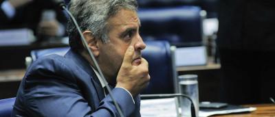 STF autoriza inquérito contra Aécio  por lavagem de dinheiro