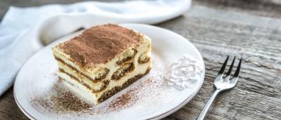 Conheça a origem do Tiramisu, doce italiano com café