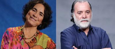 Regina Duarte e Tony Ramos vão protagonizar novela na Globo