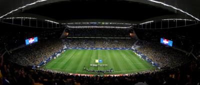 Jogo entre Brasil e Paraguai tem renda de mais de R$ 13 milhões