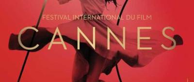 Claudia Cardinale estampa pôster do 70º Festival de Cannes