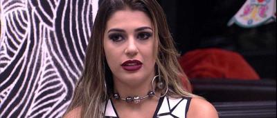 BBB 17: Vivian revela estar traumatizada  após expulsão de Marcos