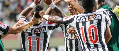 Pressionado pela torcida, Atlético-MG vence e vai à final do Mineiro