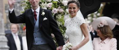 22 curiosidades sobre o casamento  e Pippa Middleton
