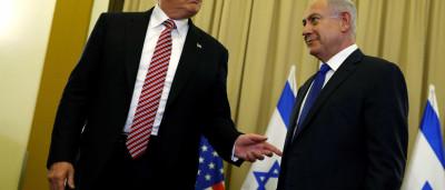 Trump nega ter passado informação de Israel para Rússia