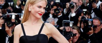 'Sou rebelde, não me conformo', diz Nicole Kidman em Cannes