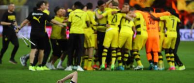 Borussia vence o Eintracht Frankfurt e conquista a Copa da Alemanha