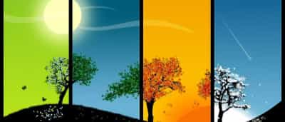 Entenda como as quatro estações do ano acontecem