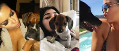 Conheça os animais de estimação da família Kardashian!