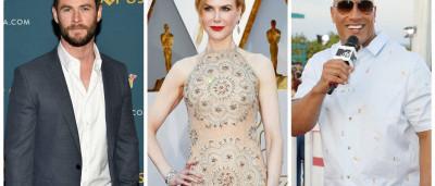 30 celebridades de Hollywood que são incrivelmente altas