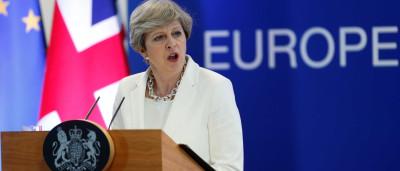 UE diz que proposta de May para cidadãos europeus não é suficiente