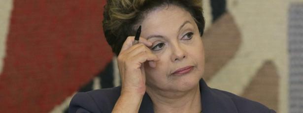 Dilma chora ao receber relatório da Comissão da Verdade