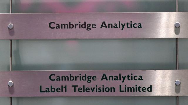 Cambridge Analytica declara falência nos Estados Unidos
