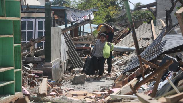 Indonésia registra novo tremor neste domingo; é o 4º em menos de um mês