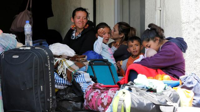 Equador promove protocolo para ajudar menores e famílias migrantes
