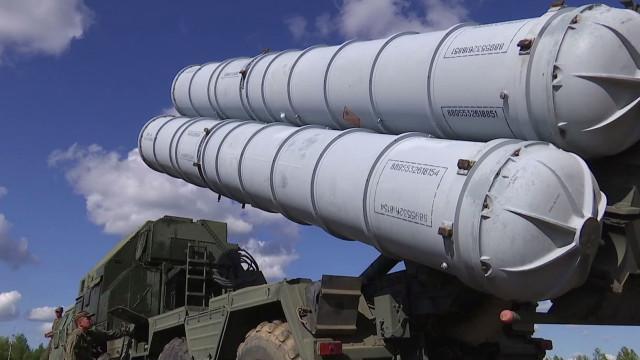 Rússia fornecerá em duas semanas sistema de mísseis antiaéreos à Síria