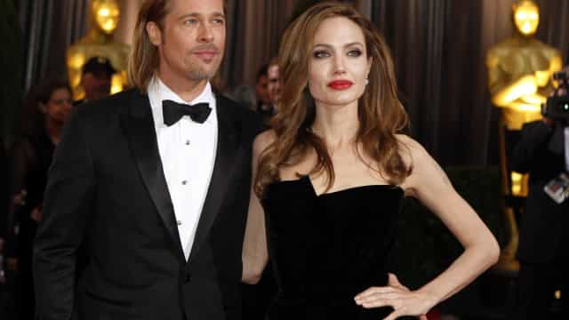 Filho de Jolie e Brad Pitt vai para a Ásia para fugir dos pais