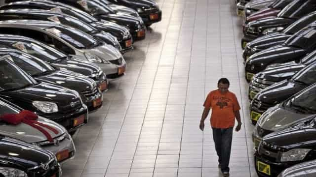 Venda de automóveis dispara e registra melhor agosto desde 2014